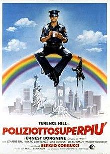 poster Poliziotto superpiu - Super Snooper- Super Fuzz (1980)