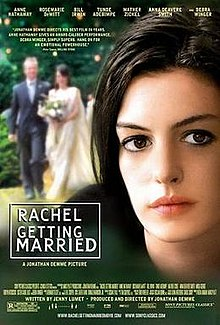 poster Rachel Getting Married (2008)