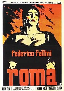poster Roma - Fellini s Roma (1972)