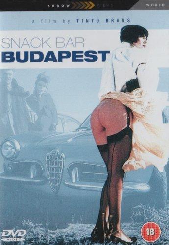 poster Snack Bar Budapest (1988)