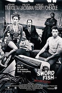 poster Swordfish (2001)