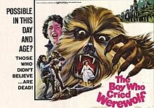 poster The Boy Who Cried Werewolf (1973)
