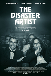 poster The Disaster Artist (2017)