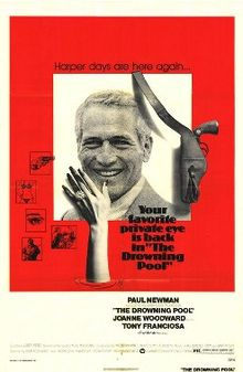 poster The Drowning Pool (1975)