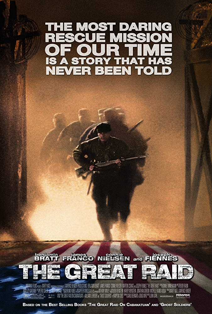 poster The Great Raid (2005)
