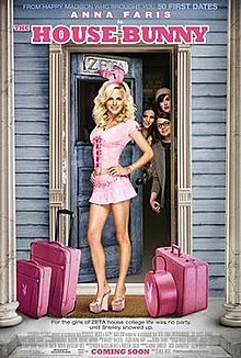poster The House Bunny (2008)