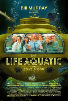 poster The Life Aquatic with Steve Zissou (2004)