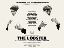 poster The Lobster (2015)