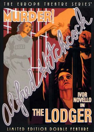 poster The Lodger A Story of the London Fog (1927)