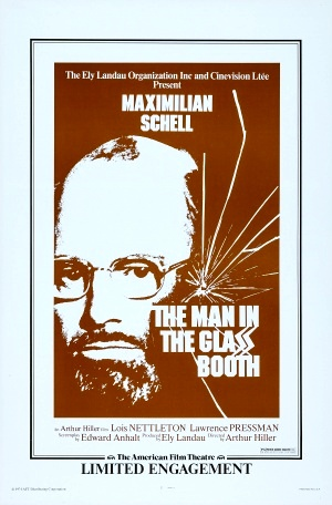 poster The Man in the Glass Booth (1975)