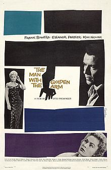 poster The Man with the Golden Arm (1955)
