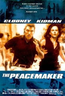 poster The Peacemaker (1997)
