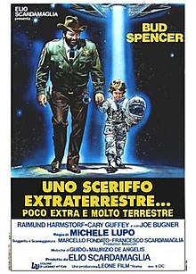 poster The Sheriff and the Satellite Kid (1979)