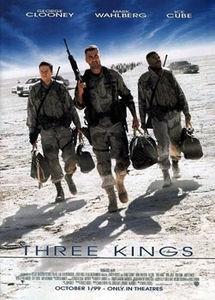 poster Three Kings (1999)