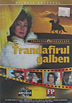 poster Trandafirul galben (1981)