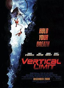 poster Vertical Limit (2000)