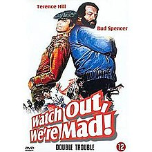 poster Watch Out, We're Mad (1974)