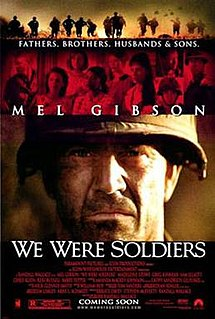 poster We Were Soldiers (2002)
