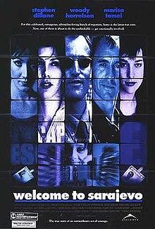 poster Welcome to Sarajevo (1997)