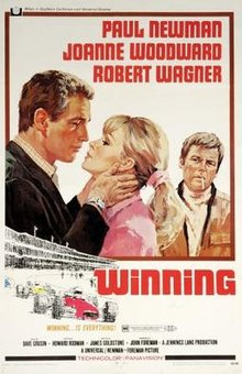 poster Winning (1969)