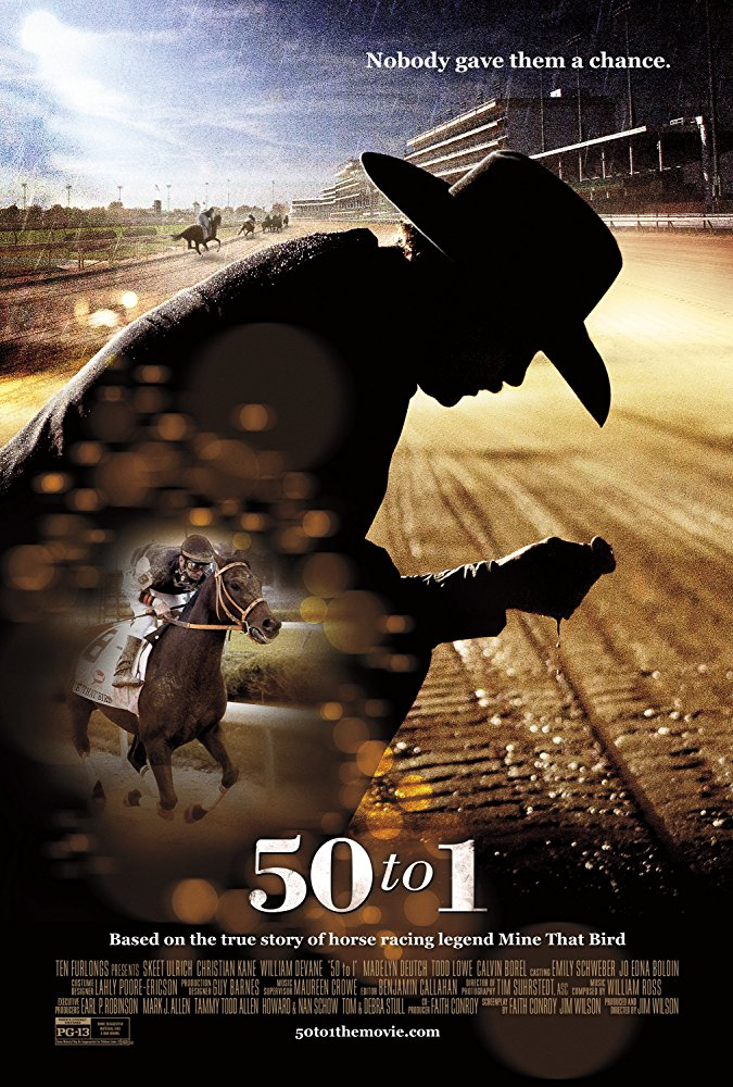 poster 50 to 1 (2014)