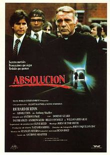 poster Absolution (1978)