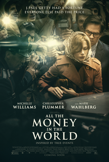 poster All the Money in the World (2017)