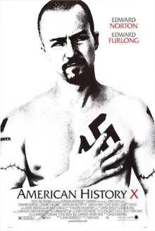 poster American History X (1998)