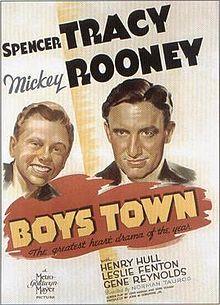 poster Boys Town (1938)