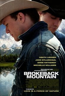 poster Brokeback Mountain - O iubire secretă (2005)