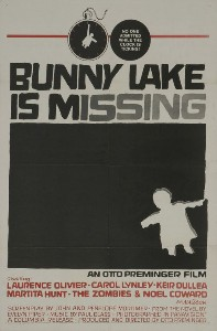 poster Bunny Lake Is Missing (1965)