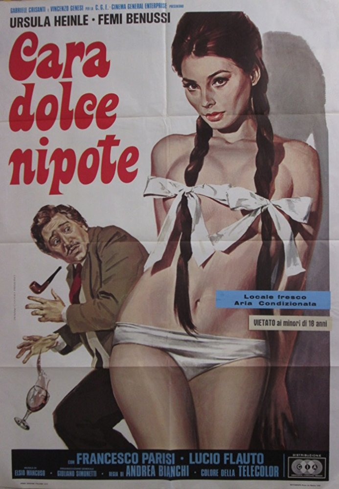 poster Cara dolce nipote (1977)