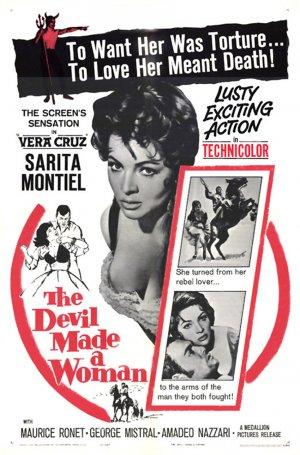 poster Carmen la de Ronda (1959)