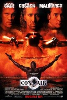 poster Con Air (1977)