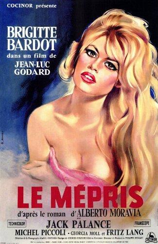 poster Contempt (1963)