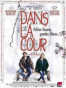 poster Dans La Cour (2014)