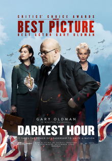 poster Darkest Hour (2017)
