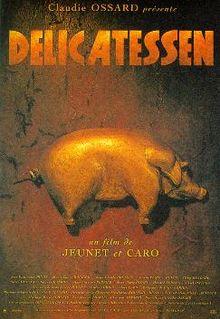 poster Delicatessen (1991)