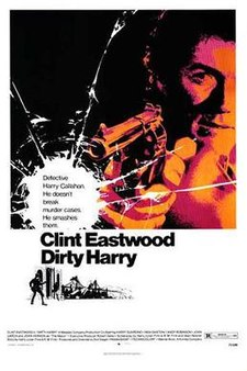 poster Dirty Harry (1971)