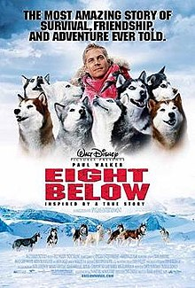poster Eight Below (2006)