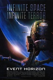 poster Event Horizon (1997)