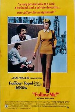 poster Follow Me (1972)