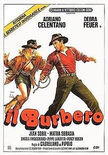 poster Il burbero (1986)