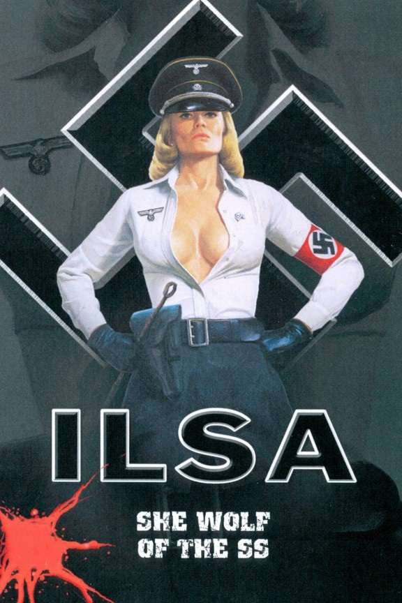 poster Ilsa, She Wolf of the SS (1975)