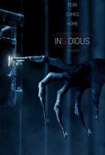 poster Insidious The Last Key (2018)