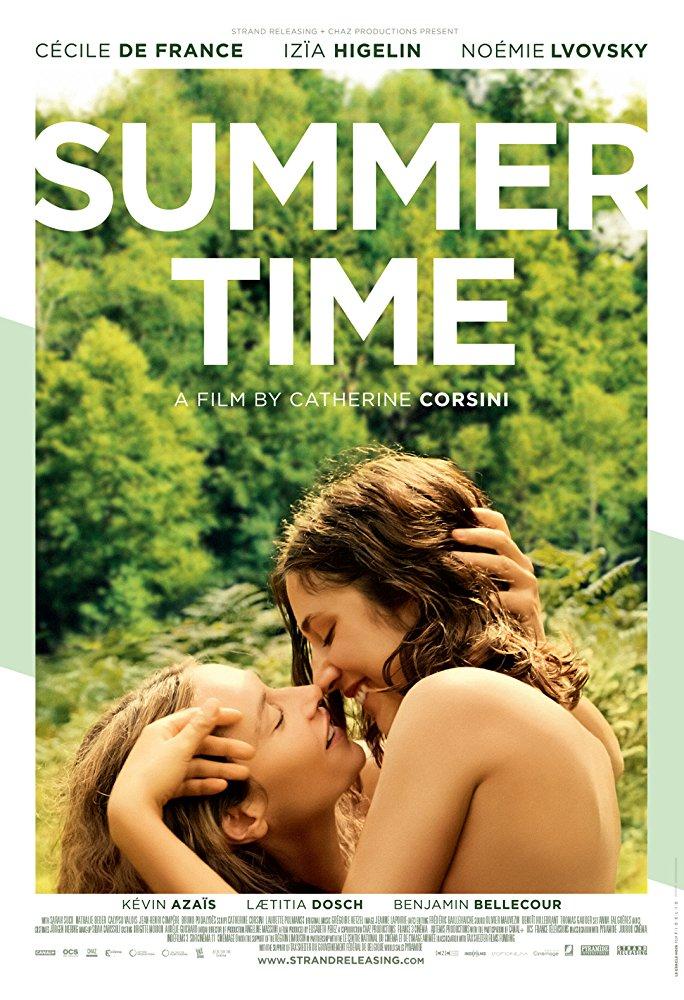 poster La belle saison (Summertime) (2015)