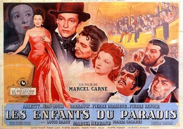 poster Les Enfants du paradis (1945)
