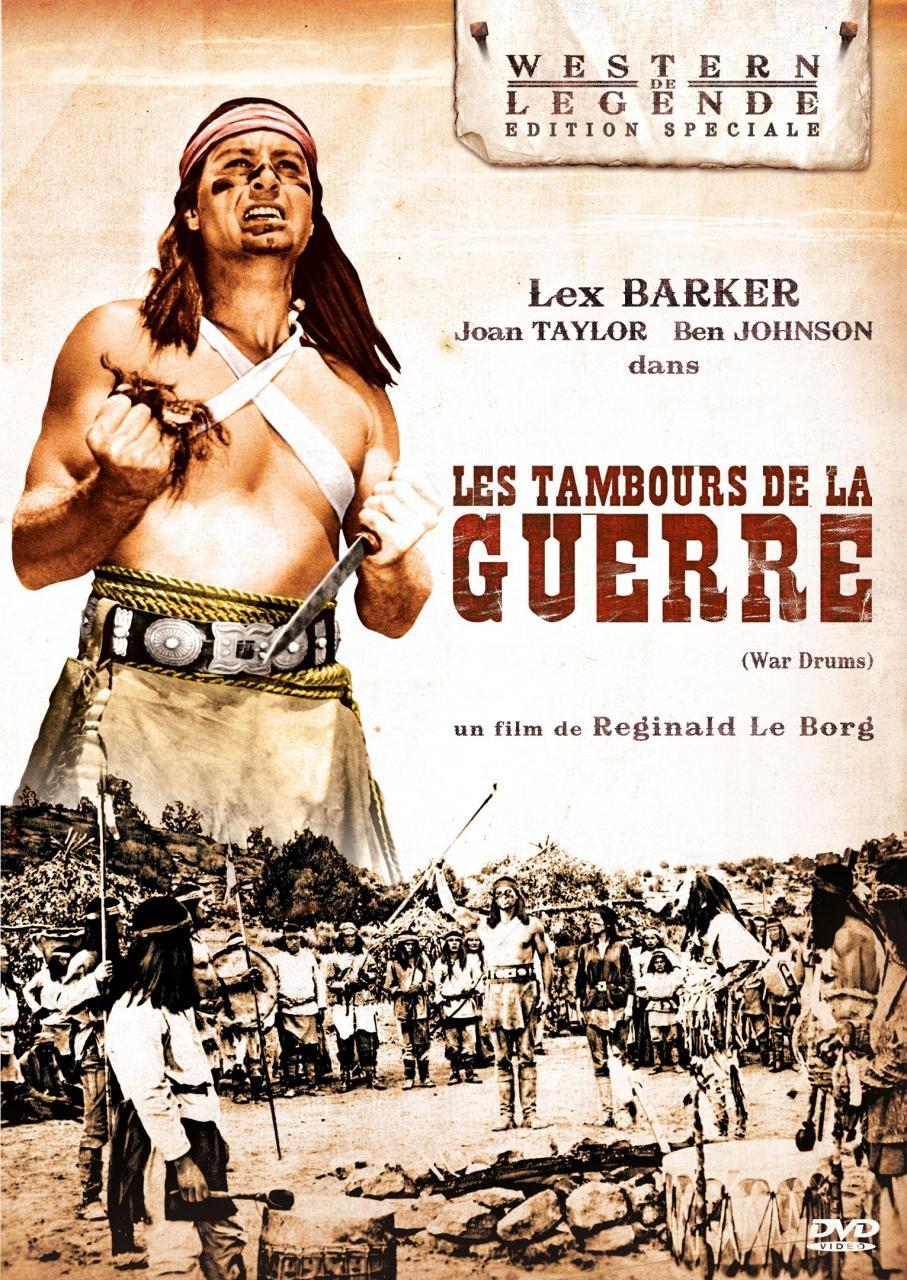 poster Les tambours de la guerre 1957