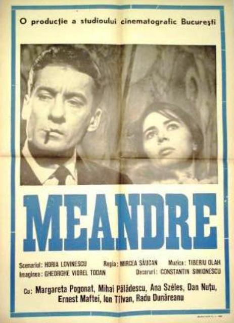 poster Meandre (1966)