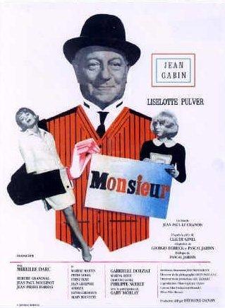 poster Monsieur (1964)